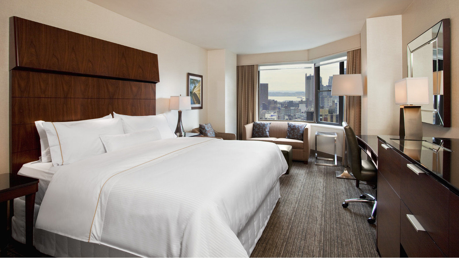 Two Bedroom Suites In San Francisco Room With A View The Westin New York Grand Central